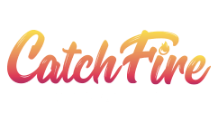 Catch Fire Creative Logo